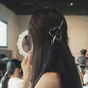 cupid heart binyeo hairpin